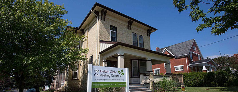 Delton Glebe Counselling Centre building